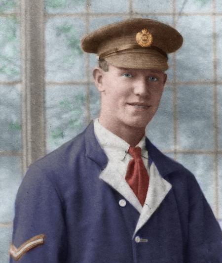 Profile picture for John Edward Ernest Buckland