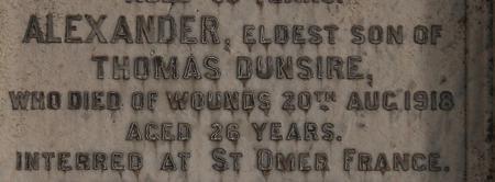 Detail on Memorial