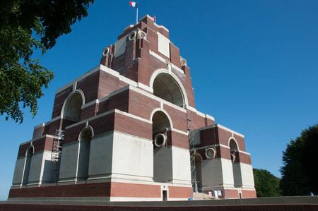 Thiepval Memorial, Somme, France 1