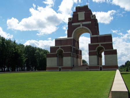 Thiepval Memorial, Somme, France 2