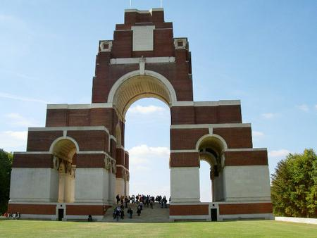 Thiepval Memorial, Somme, France 5