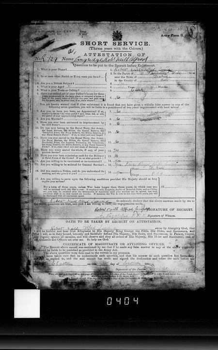 Attestation Paper
