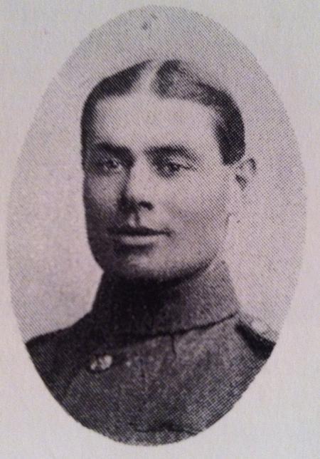 Profile picture for Frederick Lionel Beacham