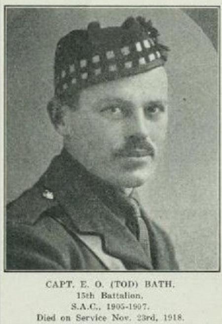 Profile picture for Edward Osler Bath