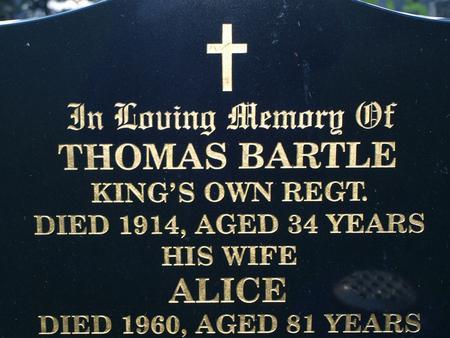 Profile picture for Thomas Bartle