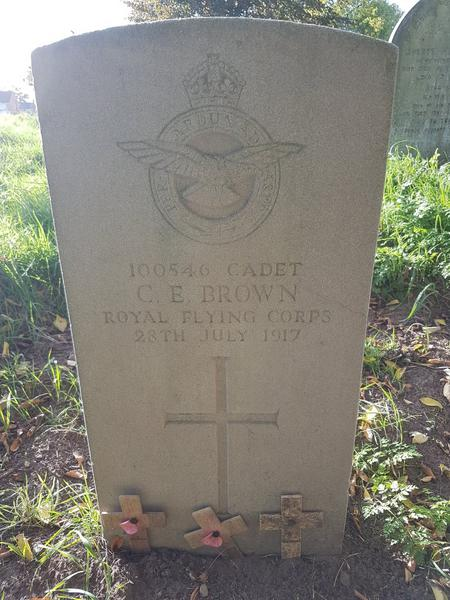 Profile picture for Clarence Edwin Brown