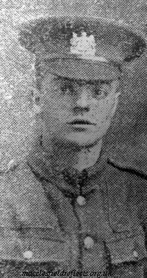 Profile picture for James William Bracegirdle
