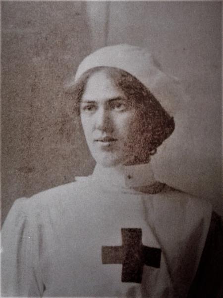 Elizabeth Thompson (nee Charlesworth)