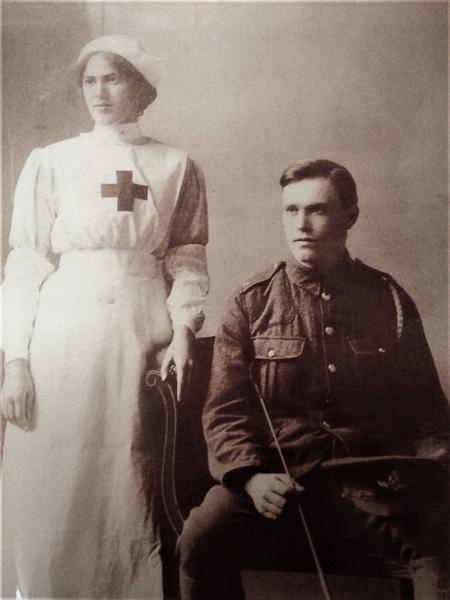 Elizabeth and Frederick Charlesworth