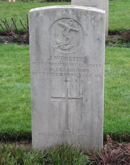 Profile picture for Joseph Webster