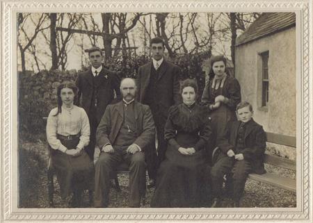 The Hardie's of Shallowplough, Ellon, Aberdeen