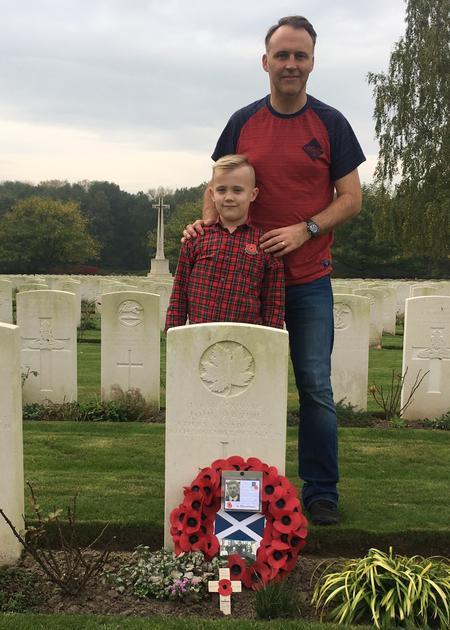Grave of John Hardie