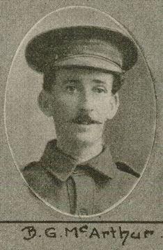 Profile picture for Burt George Mcarthur