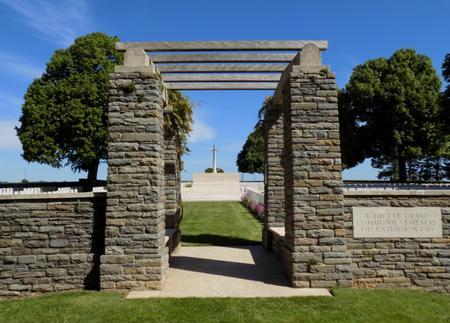 Achiet-Le-Grand Communal Cemetery Extension 1