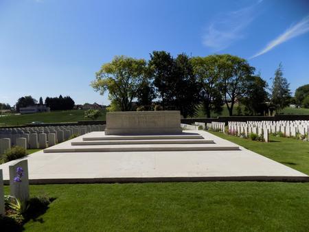 Achiet-Le-Grand Communal Cemetery Extension 2