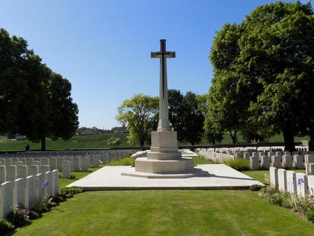 Achiet-Le-Grand Communal Cemetery Extension 3