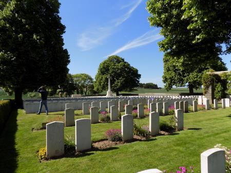 Achiet-Le-Grand Communal Cemetery Extension 4