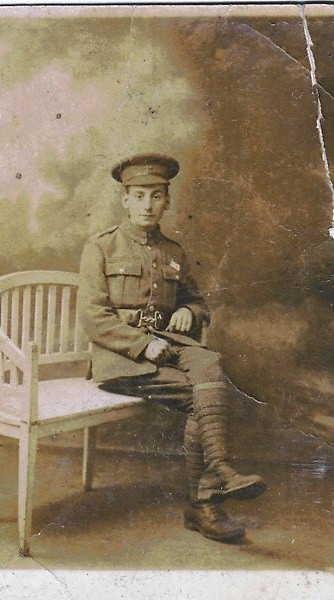 Profile picture for Hugh Hallworth