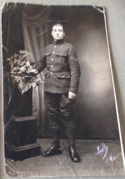 Profile picture for Albert Edward Mercer