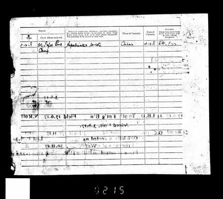 British Army WWI Service Records, pg 4