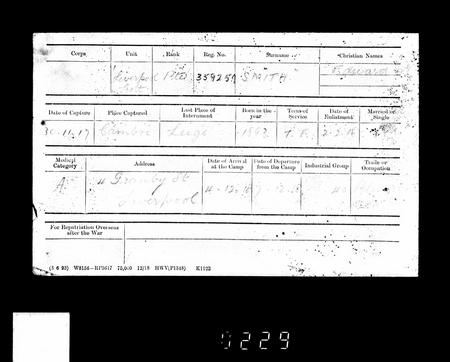 British Army WWI Service Records, pg 5