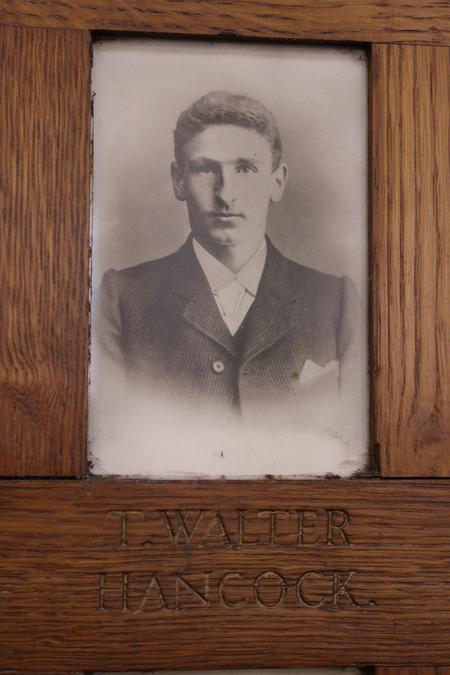 Profile picture for Walter Henry Hancock,