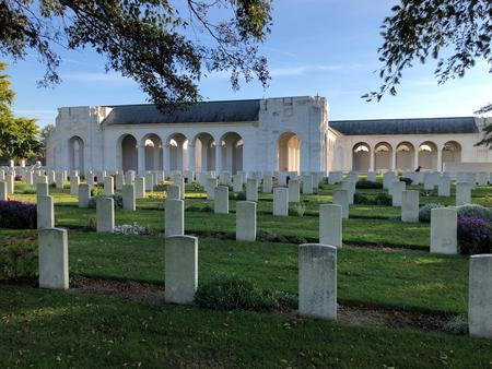 Le Touret Memorial, France
