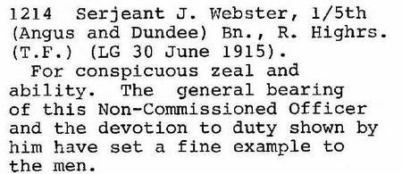 Gazette notice