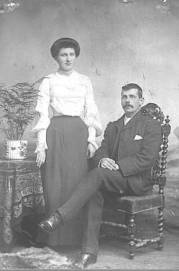 Joseph and his wife Margaret