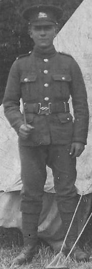 Profile picture for Albert Edward Victor Tomlinson