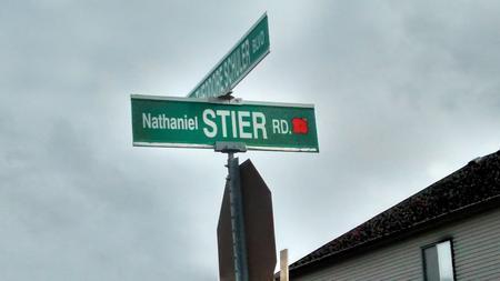 Nathaniel Stier Road