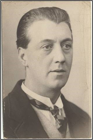 Profile picture for William John Burroughs