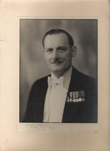 Profile picture for William James P Sidwell