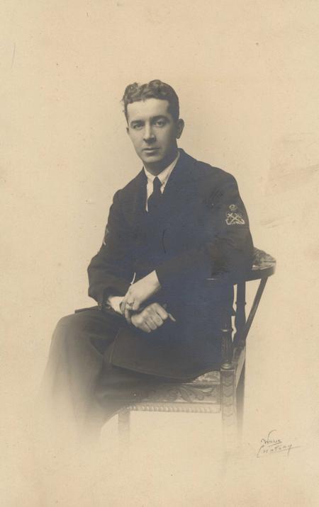 Profile picture for Arthur Bertram Walker