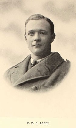 Profile picture for Frank Philip S Lacey