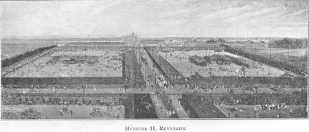 Munster II POW camp
