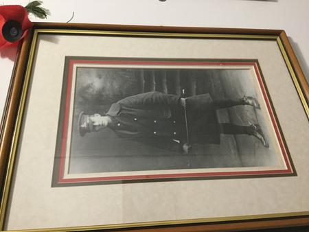 Jack Hempsall Royal Field Artillery