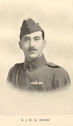 Profile picture for Beaufoi John Warwick Montressor Moore
