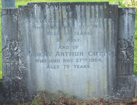 Profile picture for Albert Arthur Cutts