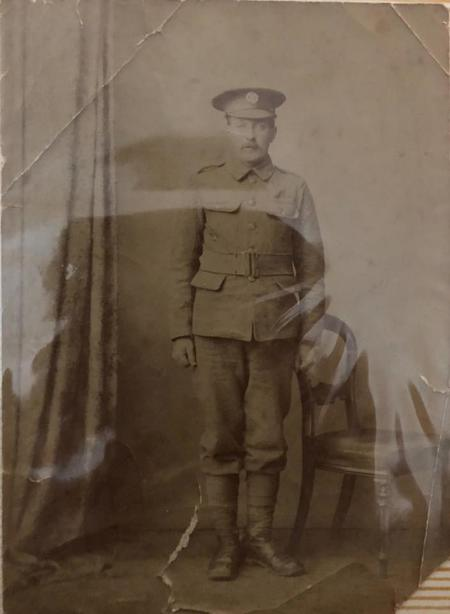 Profile picture for Frederick Stephen Richards