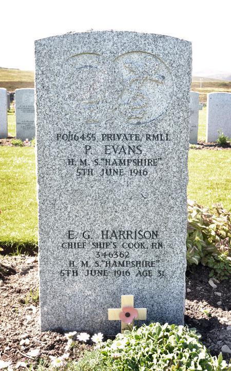 Profile picture for Edwin George Harrison