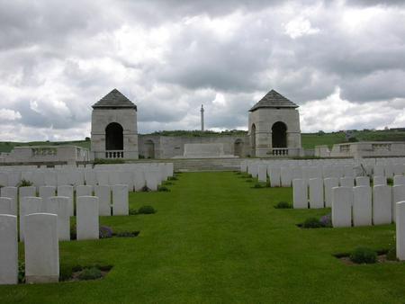 Terlincthun British Cemetery, Wimille 6
