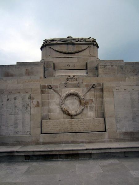 La Ferte-Sous-Jouarre Memorial, Seine-et-Marne 1