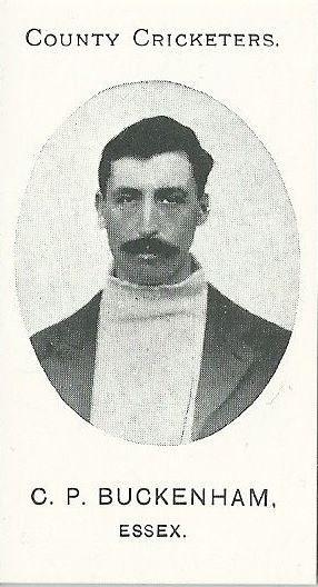 Profile picture for Claude Percival Buckenham