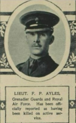 Profile picture for Francis Powell Ayles