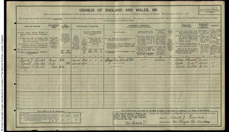 1911 census