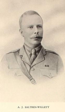 Profile picture for Archibald John Saltren-Willett