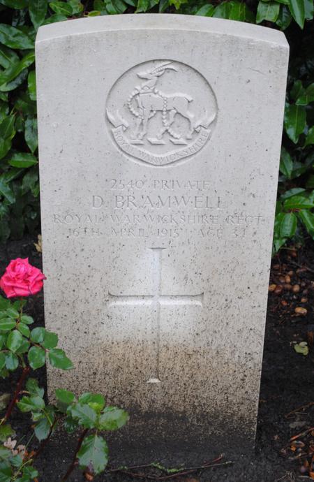 Profile picture for David Bramwell