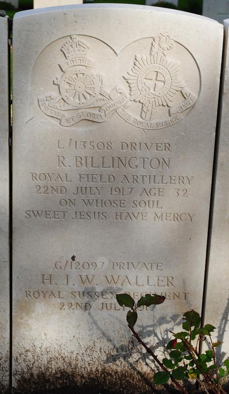 Profile picture for Robert Billington