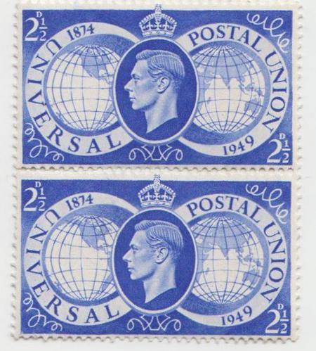 Postal Union 1949